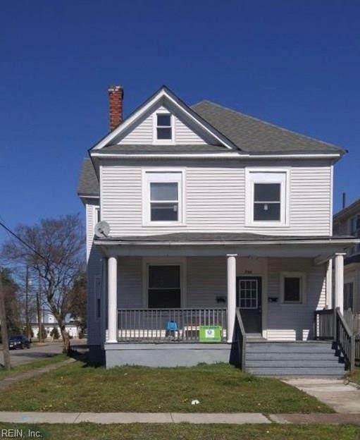 200 Hough Ave, Norfolk, VA 23523 (MLS #10303983) :: Chantel Ray Real Estate