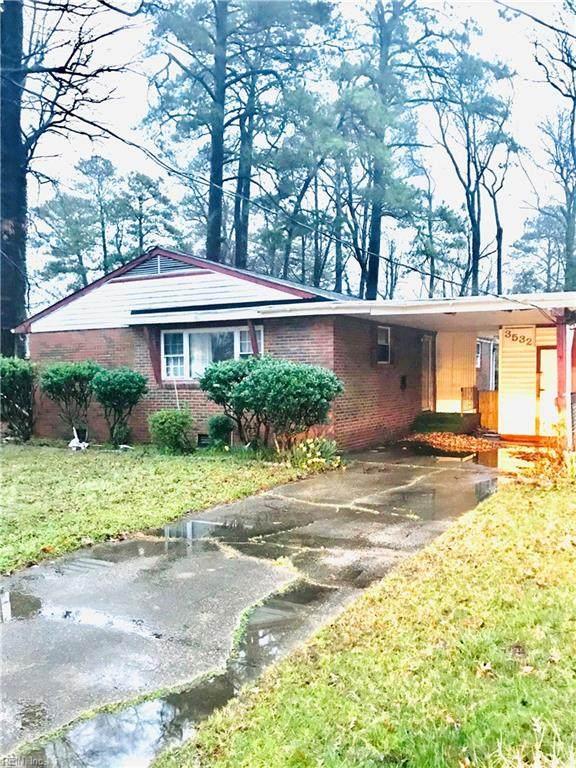 3532 Evangeline St, Norfolk, VA 23502 (MLS #10304088) :: Chantel Ray Real Estate