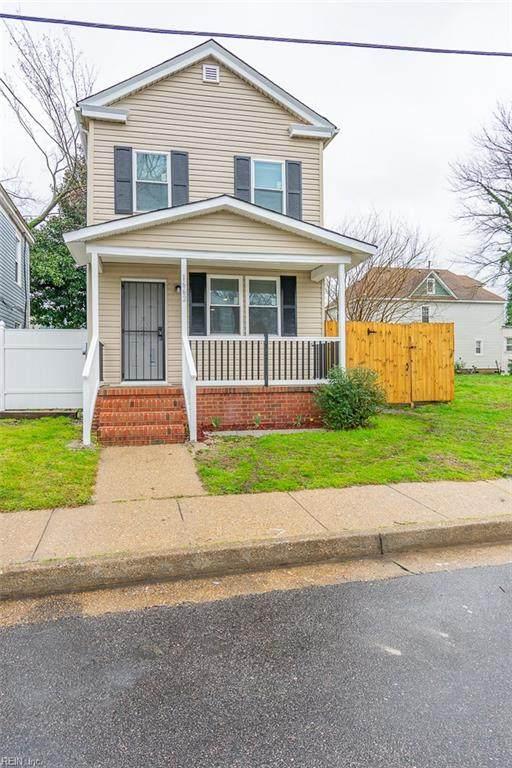 1662 Hunter St, Norfolk, VA 23504 (MLS #10304219) :: Chantel Ray Real Estate