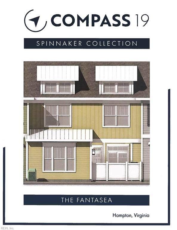813 Celia Ct #813, Hampton, VA 23666 (#10304290) :: Berkshire Hathaway HomeServices Towne Realty