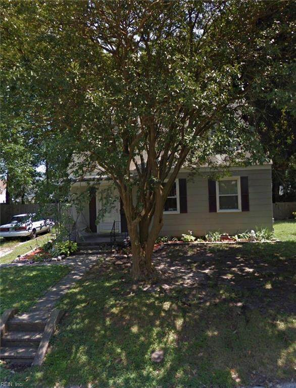 104 Smith Ave, Portsmouth, VA 23701 (MLS #10304365) :: Chantel Ray Real Estate