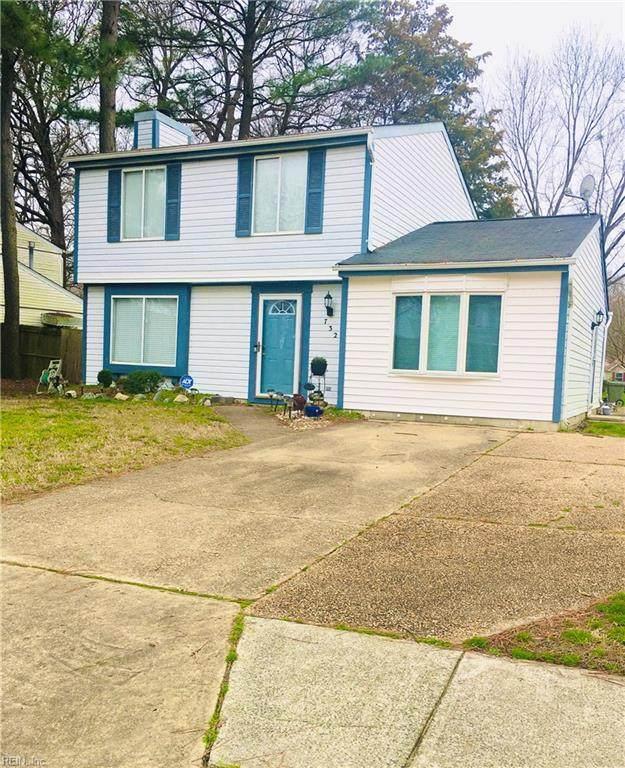 732 Chatsworth Dr, Newport News, VA 23601 (MLS #10304379) :: Chantel Ray Real Estate
