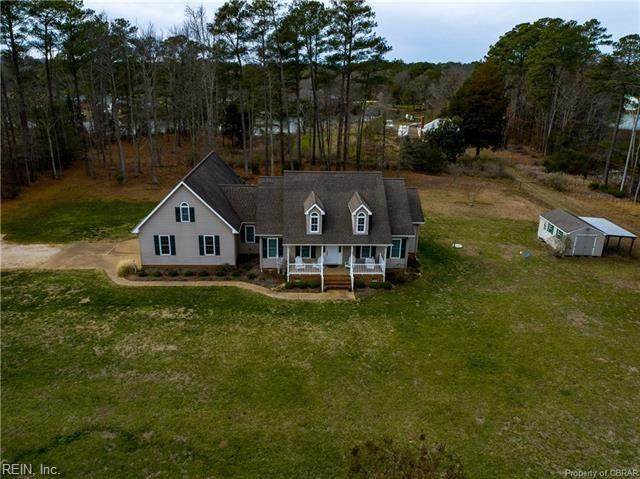 793 Holly Point Rd, Mathews County, VA 23109 (#10304383) :: RE/MAX Central Realty