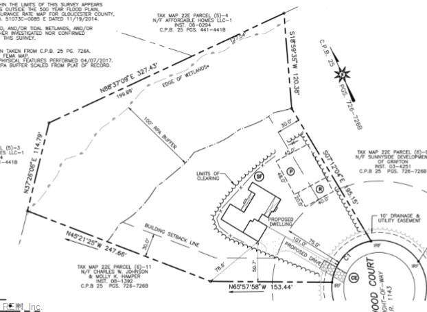 Lot 10 Deerwood Ct, Gloucester County, VA 23061 (MLS #10304477) :: Chantel Ray Real Estate