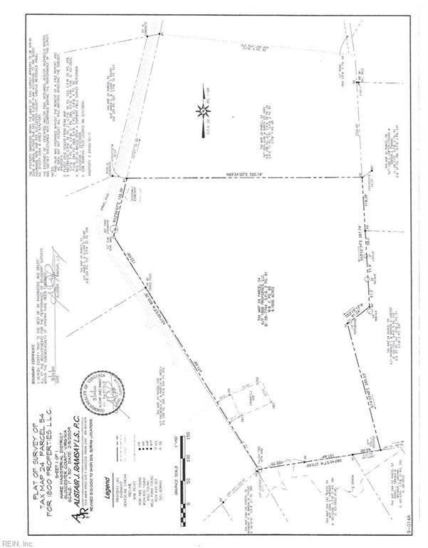6.18ac Driller Ln, Gloucester County, VA 23061 (#10304505) :: Austin James Realty LLC