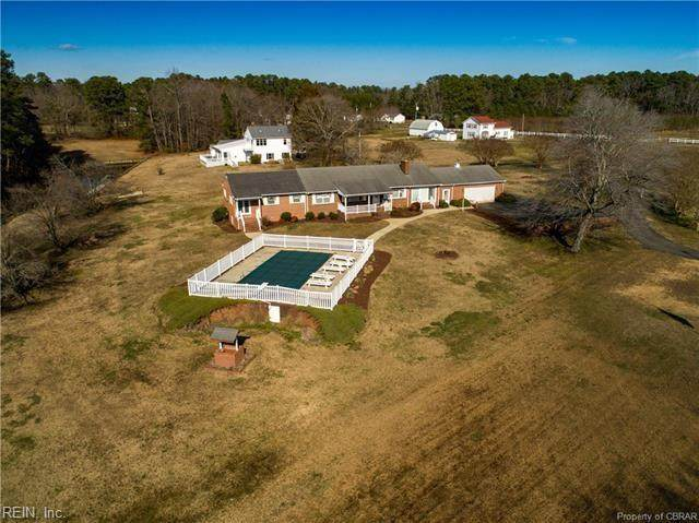 172 Queens Creek Rd, Mathews County, VA 23068 (#10304509) :: Atkinson Realty