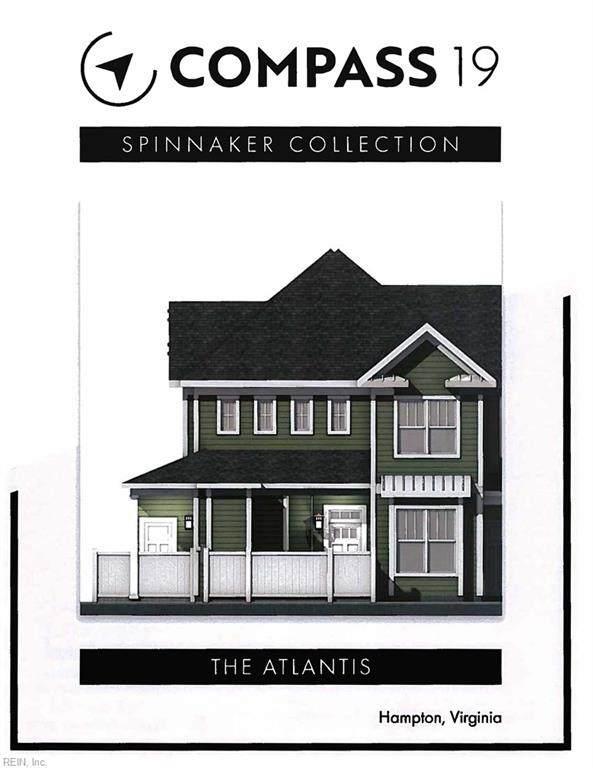 802 Celia Ct #802, Hampton, VA 23666 (#10304581) :: Berkshire Hathaway HomeServices Towne Realty