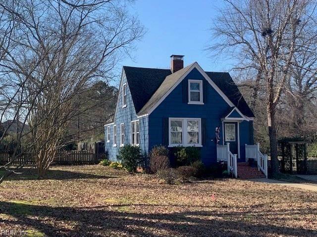 81 Alleghany Rd, Hampton, VA 23661 (#10305327) :: Austin James Realty LLC