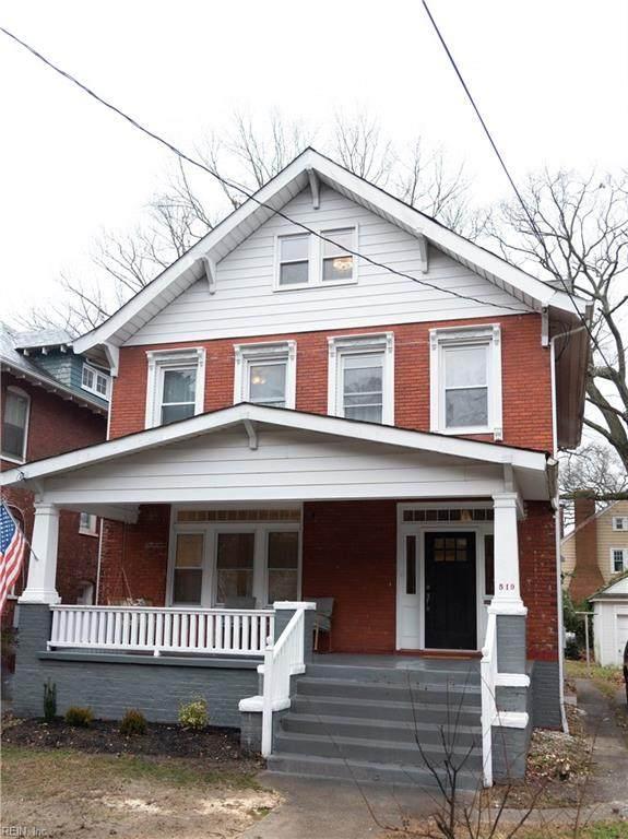 519 Pennsylvania Ave, Norfolk, VA 23508 (MLS #10305440) :: Chantel Ray Real Estate