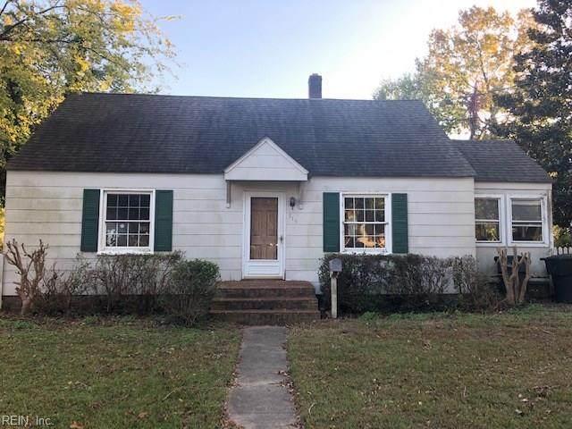 115 Kansas Ave, Portsmouth, VA 23701 (#10305750) :: The Kris Weaver Real Estate Team