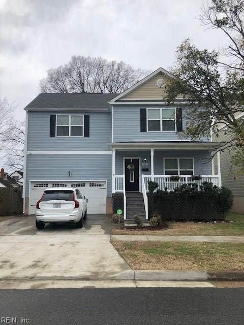 3609 Debree Ave, Norfolk, VA 23508 (#10305953) :: Kristie Weaver, REALTOR