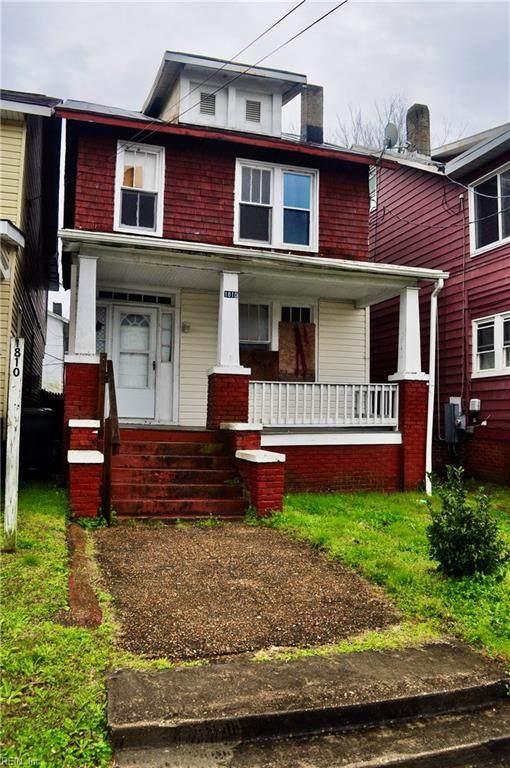 1810 Barre St, Norfolk, VA 23504 (#10306242) :: Berkshire Hathaway HomeServices Towne Realty