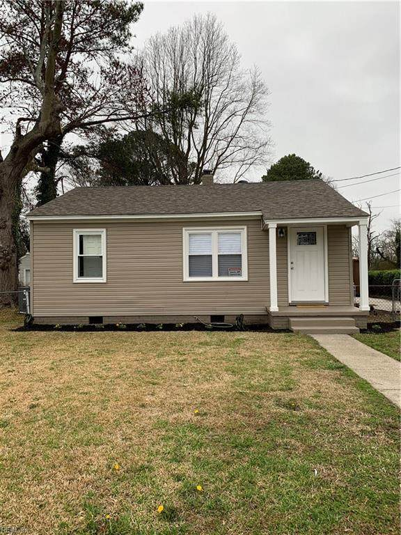 3424 Elliott Ave, Portsmouth, VA 23702 (#10306522) :: Momentum Real Estate