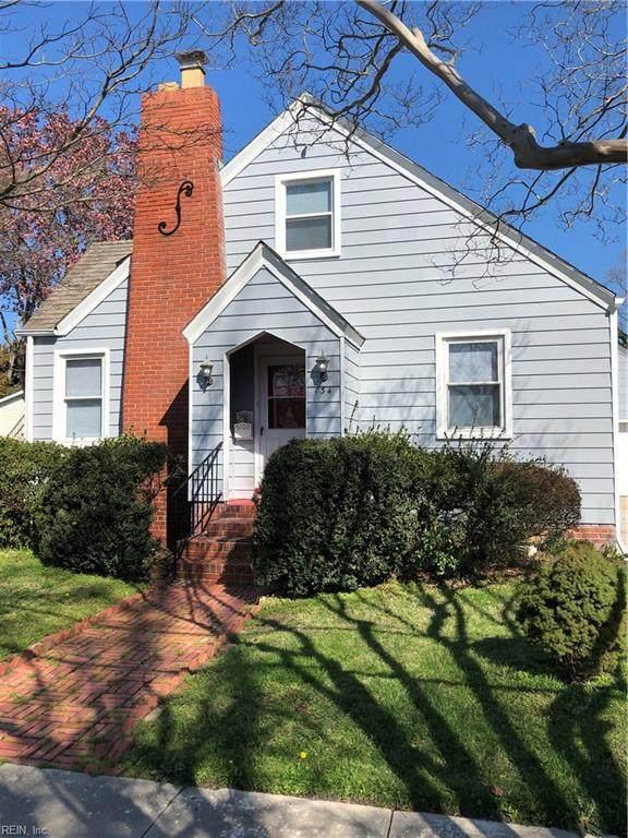 134 E Gilpin Ave, Norfolk, VA 23503 (MLS #10306876) :: Chantel Ray Real Estate