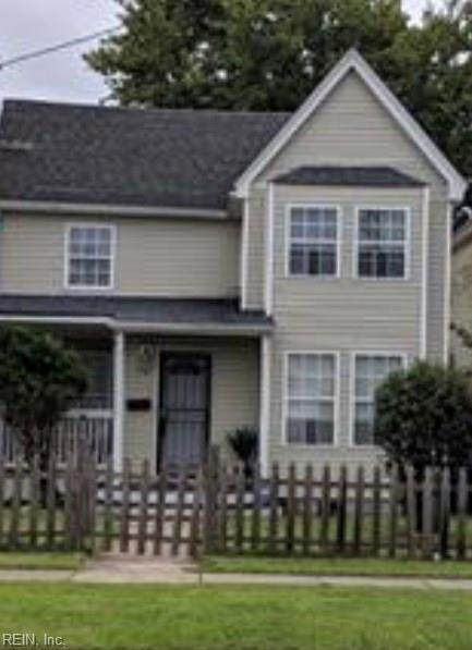 727 Broad St, Portsmouth, VA 23707 (#10307581) :: Atlantic Sotheby's International Realty