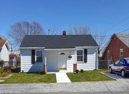 404 N Second St, Hampton, VA 23664 (MLS #10307831) :: Chantel Ray Real Estate
