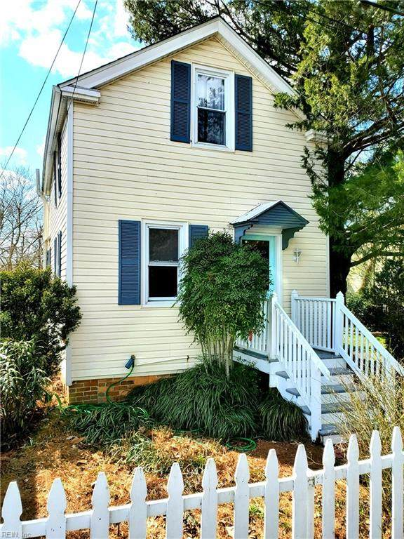 105 Cary St, Isle of Wight County, VA 23430 (MLS #10308051) :: Chantel Ray Real Estate