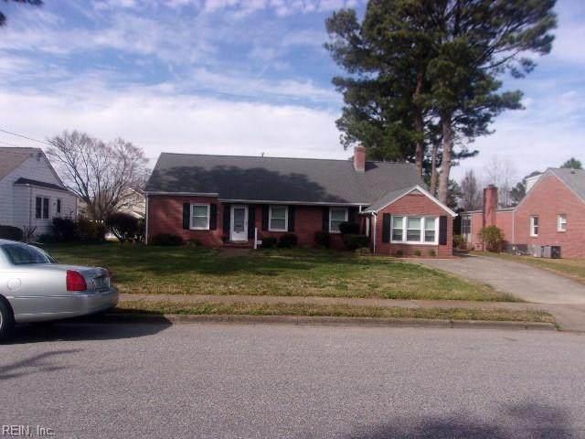 4033 Catesby Jones Dr, Hampton, VA 23669 (#10308096) :: Atlantic Sotheby's International Realty
