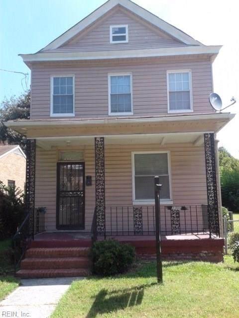 2205 Charleston Ave, Portsmouth, VA 23704 (MLS #10308414) :: Chantel Ray Real Estate