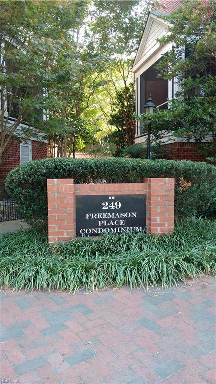 249 W Freemason St #300, Norfolk, VA 23510 (#10308679) :: Austin James Realty LLC