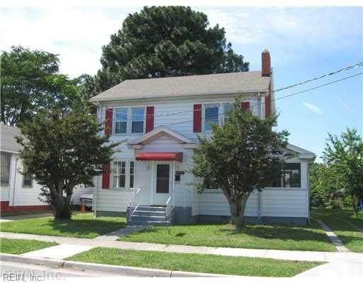 629 31st St, Newport News, VA 23607 (MLS #10308760) :: Chantel Ray Real Estate