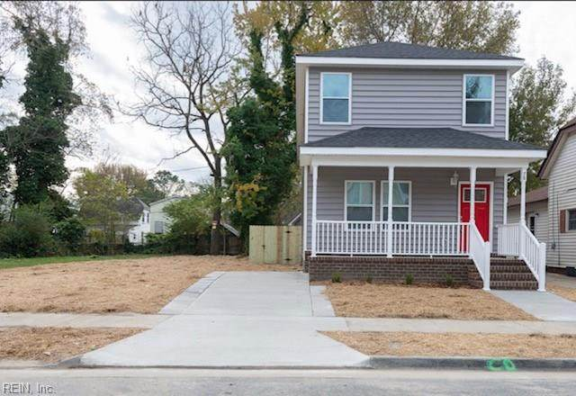 58 Webster Ave, Portsmouth, VA 23704 (MLS #10308816) :: Chantel Ray Real Estate