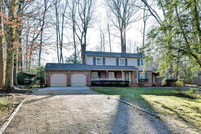 127 Holcomb Dr, York County, VA 23185 (#10308847) :: Abbitt Realty Co.
