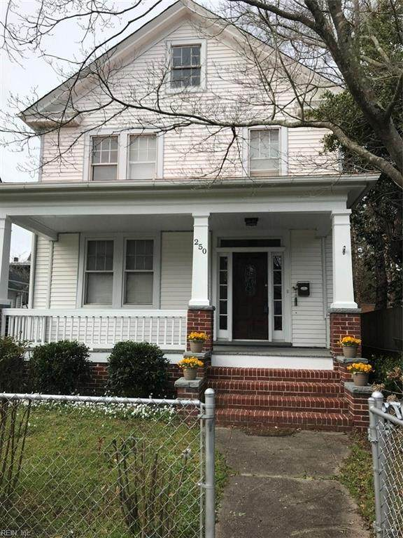 250 Maryland Ave, Portsmouth, VA 23707 (#10308884) :: Atlantic Sotheby's International Realty