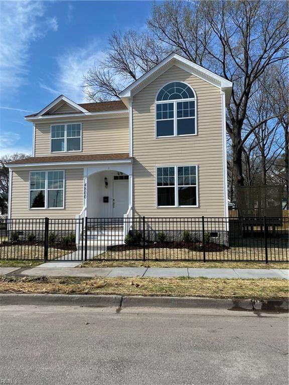 4800 Denver Ave, Norfolk, VA 23513 (MLS #10308932) :: Chantel Ray Real Estate