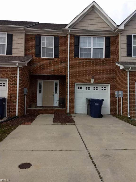102 Montpellier Way, Isle of Wight County, VA 23430 (#10309169) :: AMW Real Estate