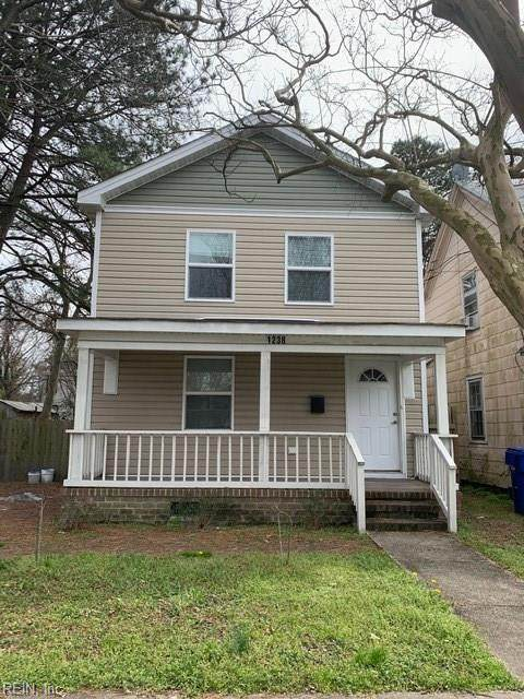 1238 28th St, Newport News, VA 23607 (#10309223) :: Rocket Real Estate