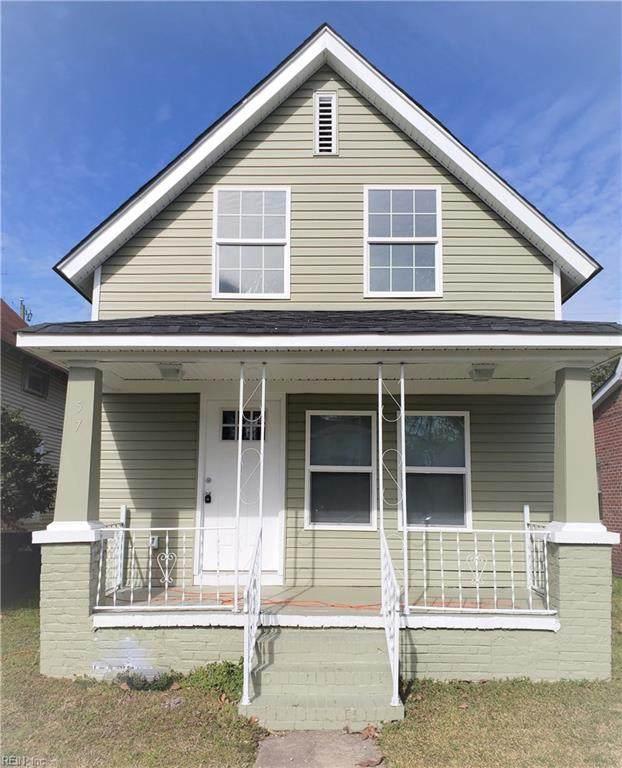 57 Hobson St, Portsmouth, VA 23704 (MLS #10309312) :: Chantel Ray Real Estate
