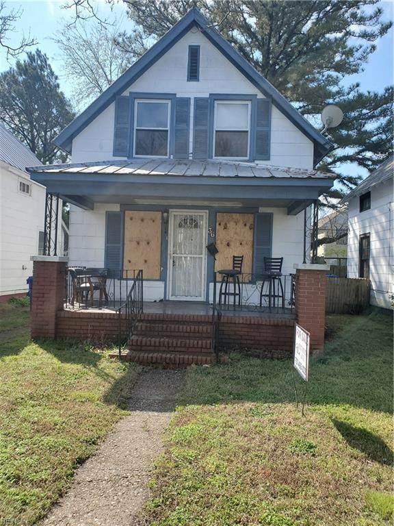 36 Hobson St, Portsmouth, VA 23704 (MLS #10309420) :: Chantel Ray Real Estate