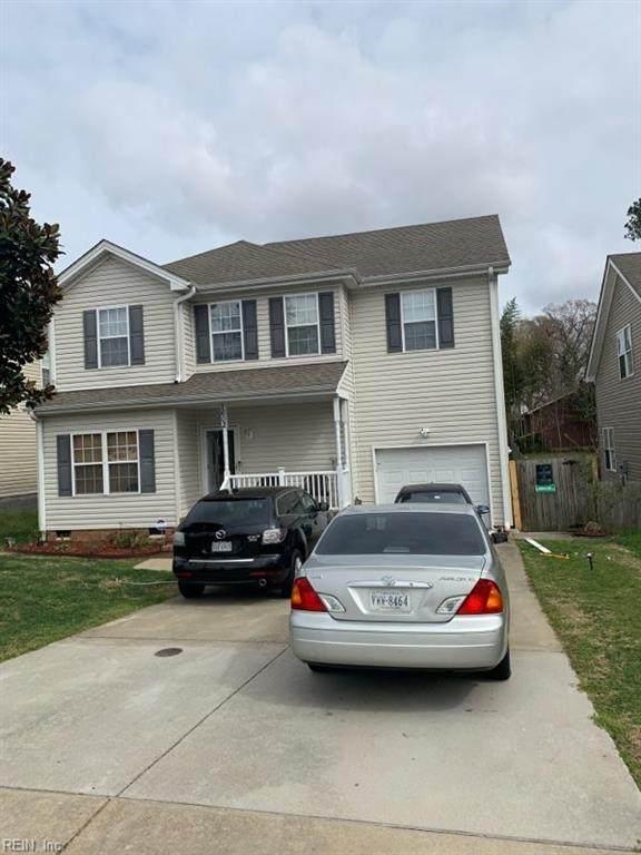 1602 Hawthorne Dr, Chesapeake, VA 23325 (MLS #10309621) :: Chantel Ray Real Estate