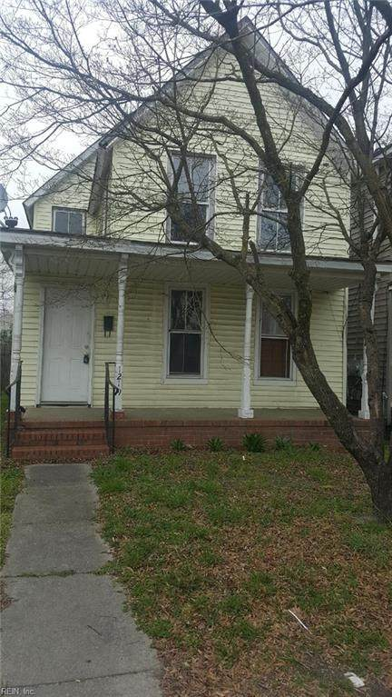 1219 Seaboard Ave, Chesapeake, VA 23324 (MLS #10309783) :: Chantel Ray Real Estate
