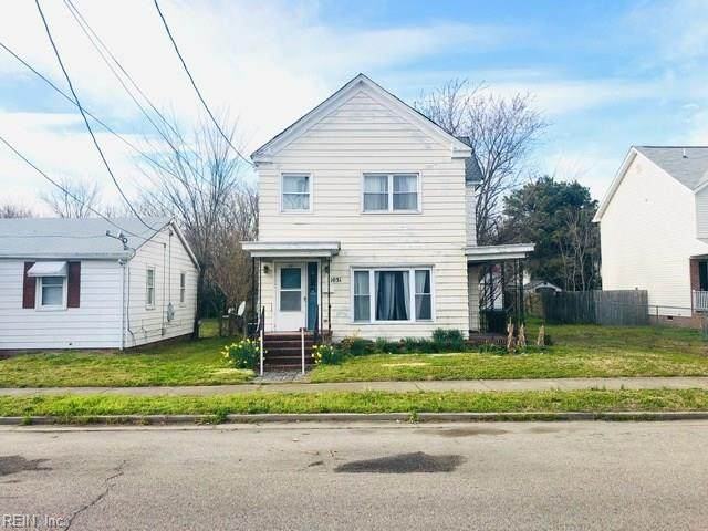 1031 29th St, Newport News, VA 23607 (MLS #10310031) :: Chantel Ray Real Estate