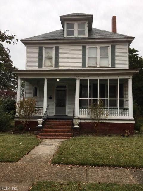 135 Florida Ave, Portsmouth, VA 23707 (#10310327) :: Atlantic Sotheby's International Realty