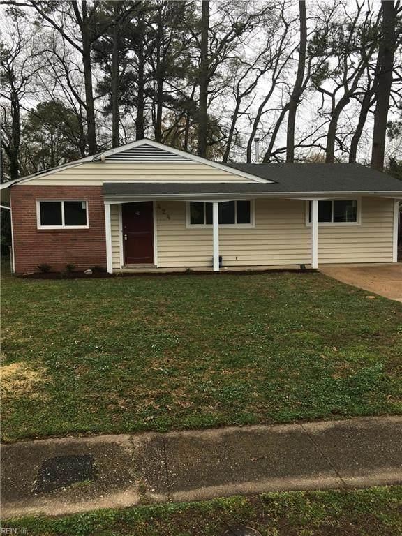 424 Beaumont St, Hampton, VA 23669 (MLS #10310339) :: Chantel Ray Real Estate