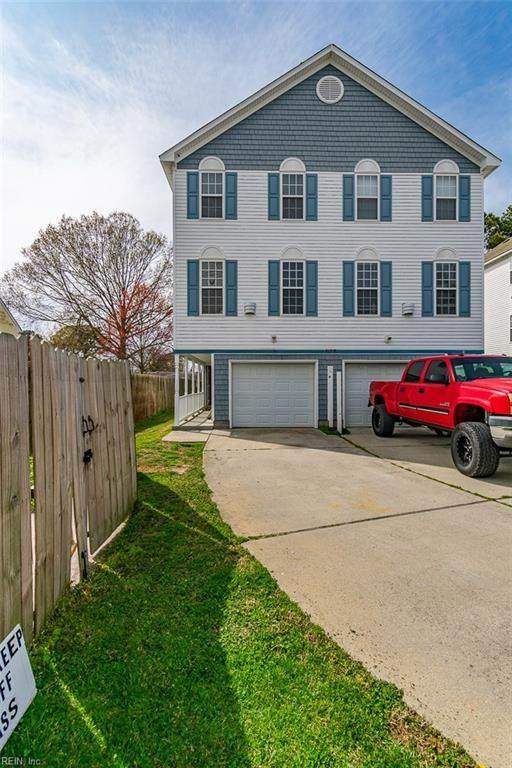 8123 Redmon Rd A, Norfolk, VA 23518 (#10310454) :: Atlantic Sotheby's International Realty