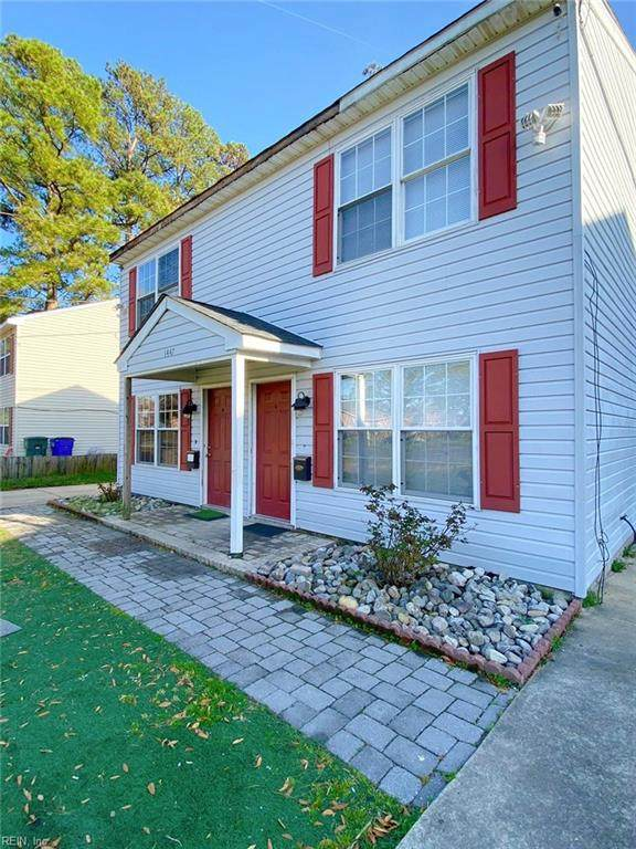 1447 W Little Creek Rd, Norfolk, VA 23505 (#10310804) :: Atlantic Sotheby's International Realty