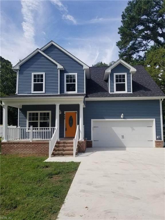 5 Bland St, Hampton, VA 23669 (#10310841) :: Abbitt Realty Co.