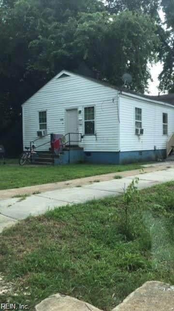 817 Powhatan Pw, Hampton, VA 23661 (MLS #10310953) :: Chantel Ray Real Estate