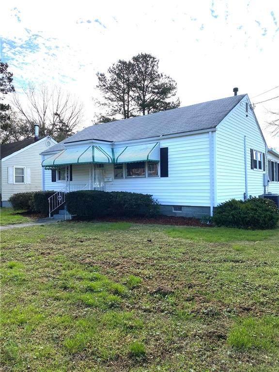 1130 Ferebee Ave, Chesapeake, VA 23324 (MLS #10311137) :: Chantel Ray Real Estate