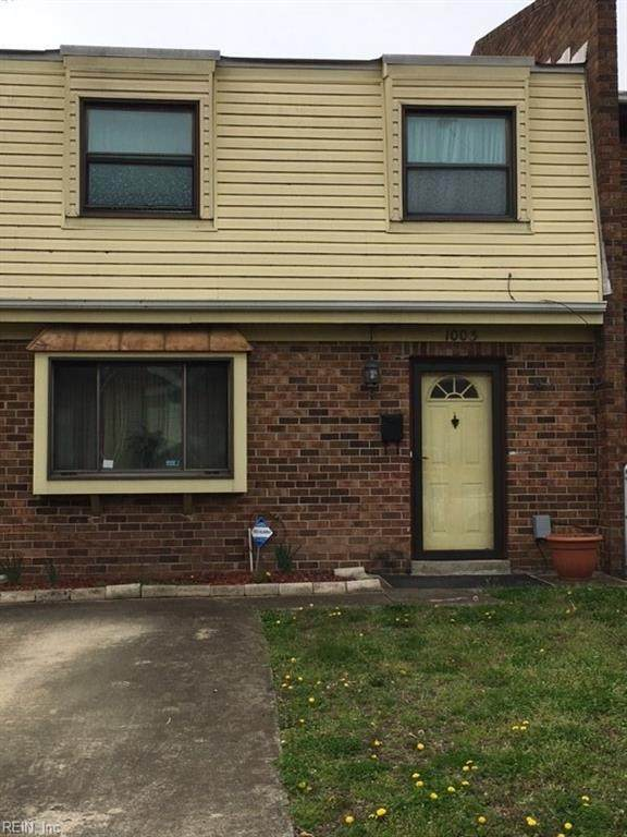 1003 Dubose Dr, Norfolk, VA 23504 (MLS #10311146) :: Chantel Ray Real Estate