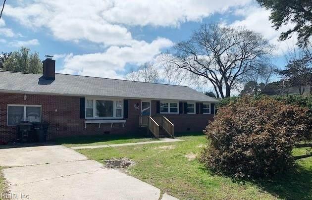 510 Dandy Loop Rd, York County, VA 23692 (MLS #10311265) :: Chantel Ray Real Estate