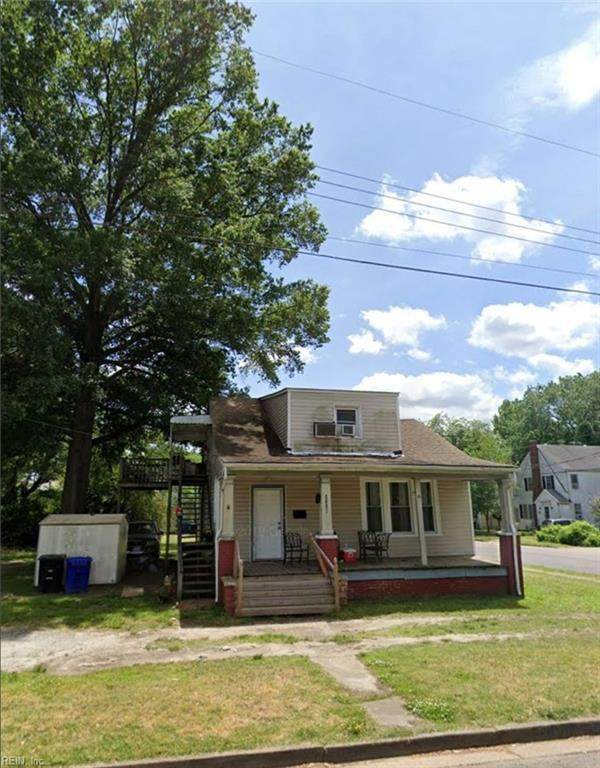 3623 South St, Portsmouth, VA 23707 (MLS #10311336) :: Chantel Ray Real Estate