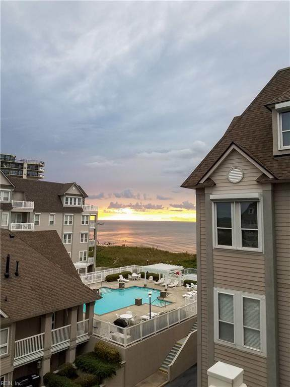 2312 Mariners Mark Way #401, Virginia Beach, VA 23451 (MLS #10311545) :: Chantel Ray Real Estate