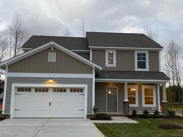 MM Novaro At Kings Fork Village, Suffolk, VA 23434 (#10311764) :: Kristie Weaver, REALTOR