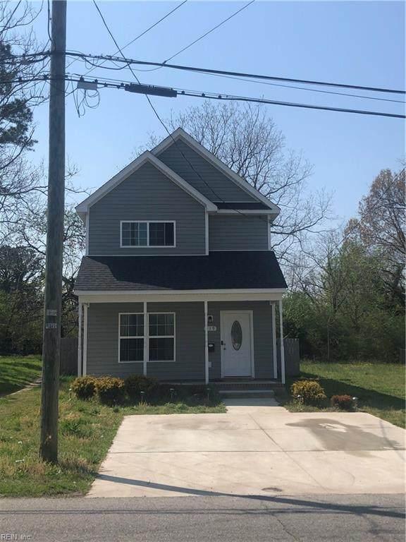 319 N 5th Street St, Suffolk, VA 23434 (MLS #10311793) :: Chantel Ray Real Estate