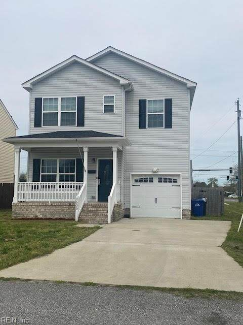 2600 Gothic St, Portsmouth, VA 23703 (MLS #10311942) :: Chantel Ray Real Estate